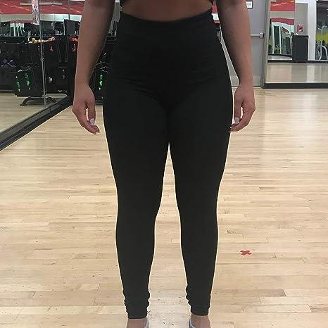 60e1428c31 Amazon.com : UniqGarb Girls and Women's Polartec USA Fleece Lined Thermal  Tights Winter Running Leggings Petite | Regular | Tall Uni7 : Sports &  Outdoors