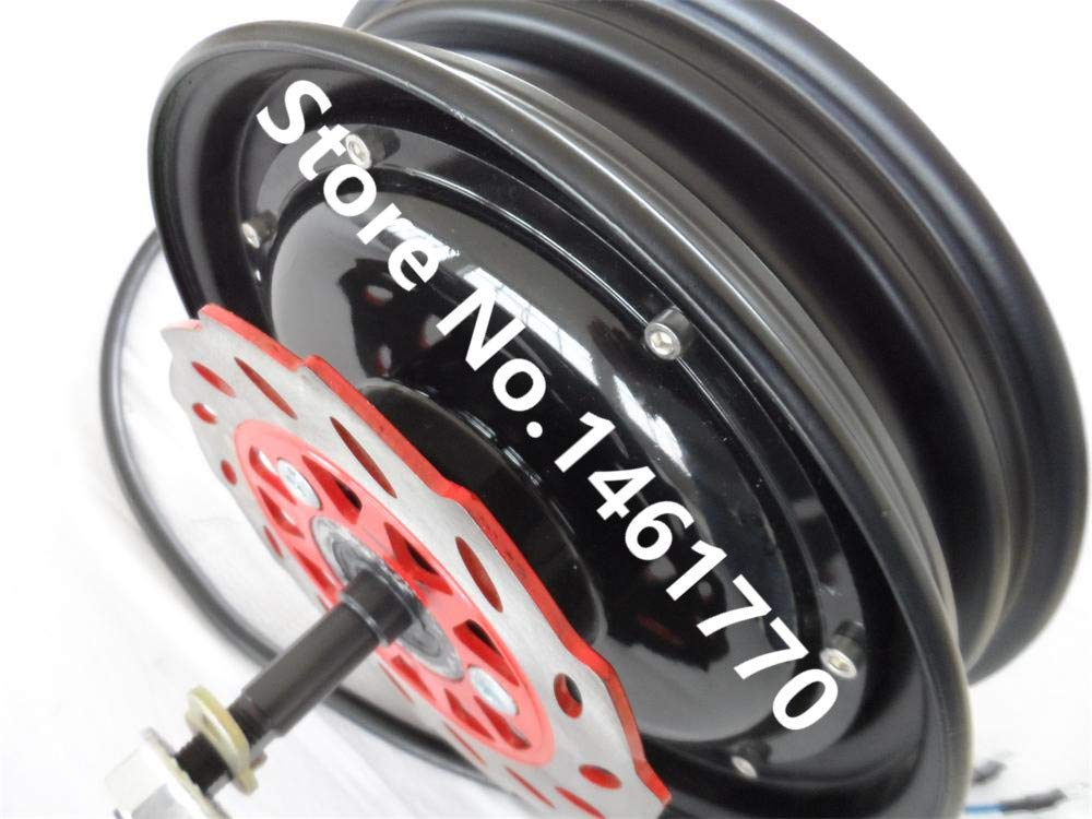 GZFTM Motor eléctrico de Motocicleta de Alta Velocidad sin ...