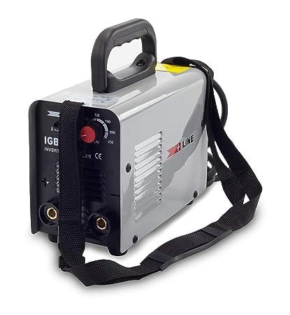 Line - IGBT-250. Soldadora profesional eléctrica de electrodos. Tecnología IGBT Inverter