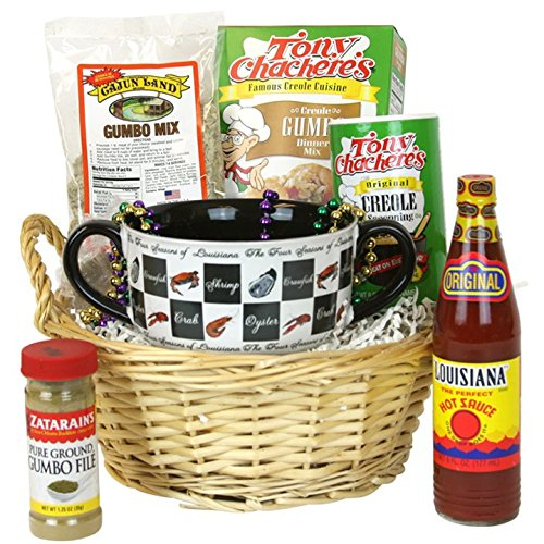 Louisiana Gumbo Basket