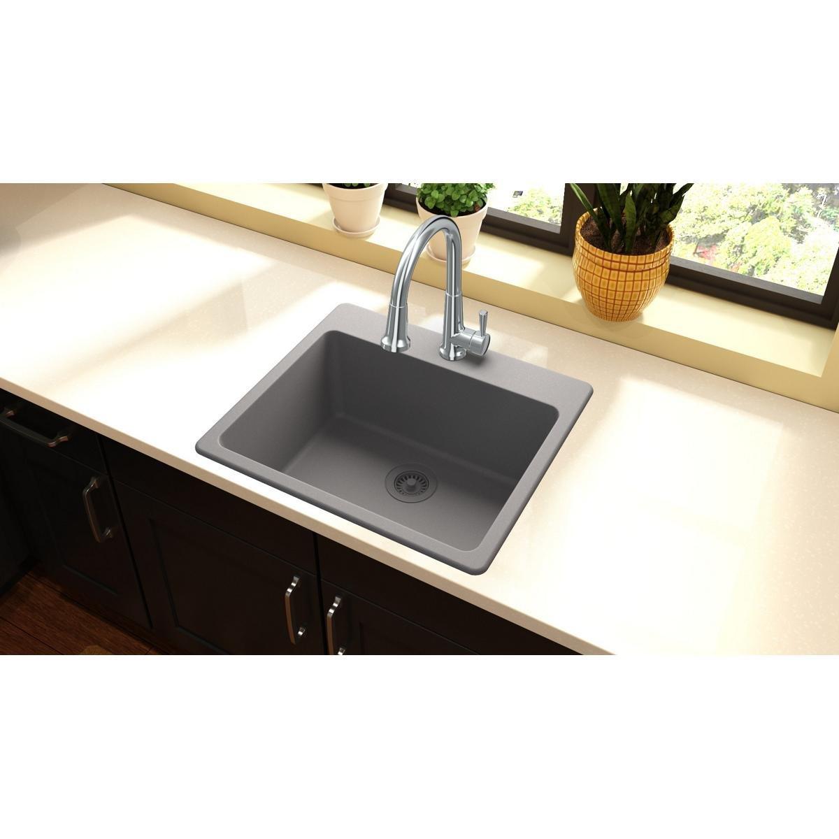 elkay quartz sink reviews