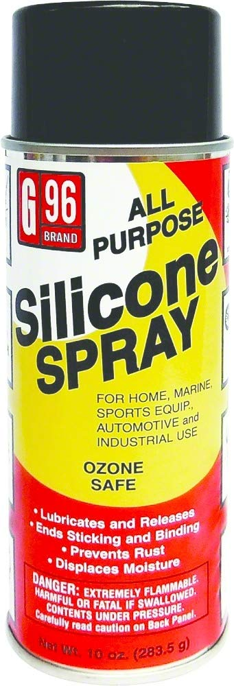 G96 PRODUCTS INC 1087 Silicone Spray by G96 PRODUCTS INC