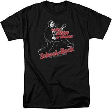 Licensed T-Shirt All Sizes School of Rock Movie I Service Society By ROCKIN
