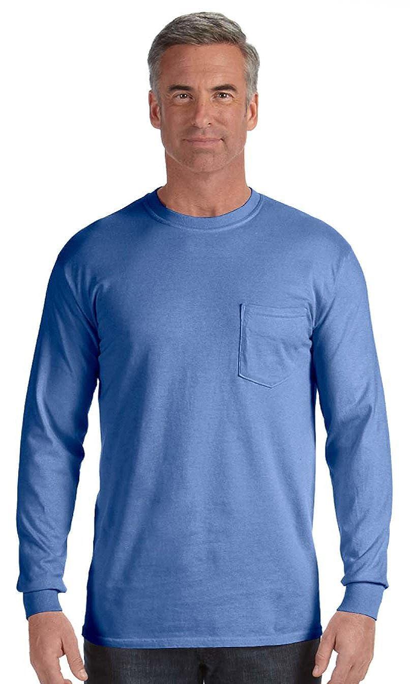 Comfort Colors C4410 Pocket T-Shirt