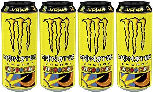 Monster Doctor Energy Packages Italian