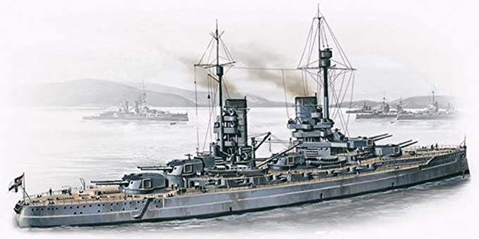 ICM Models Battleship SMS Konig Building Kit