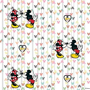 1art1 106600 Micky Maus - Mickey & Minnie, Disney Fototapete ...