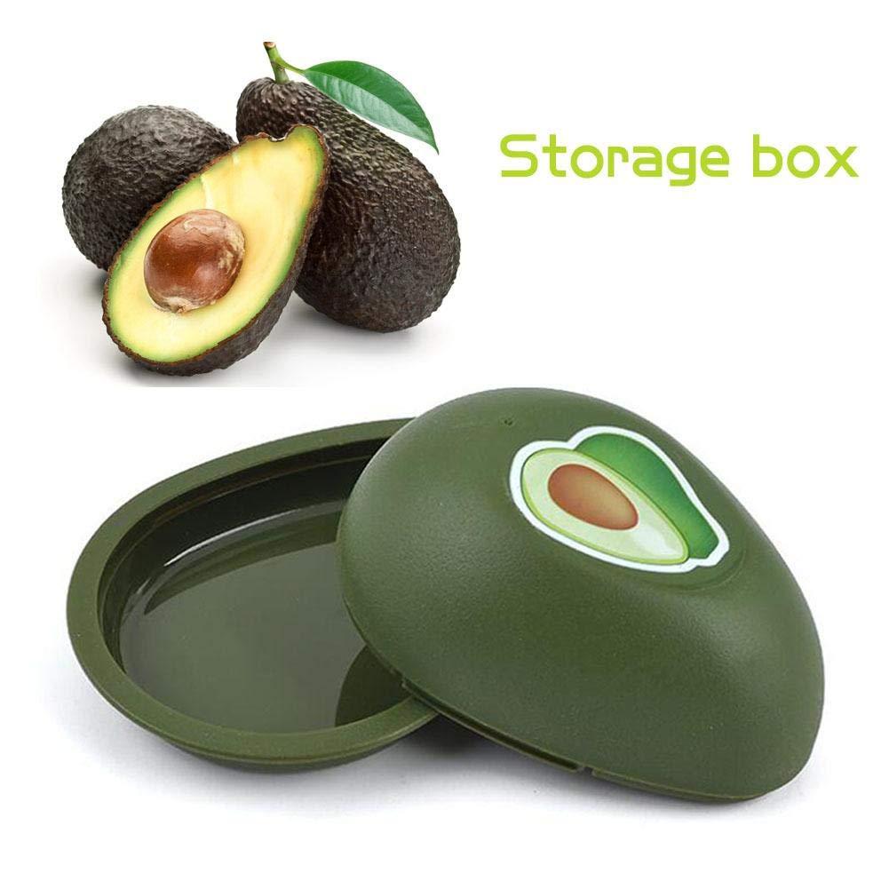 WESEEDOO Ahorradores de Alimentos Vegetales Recipientes de Frutas ...