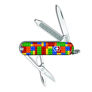 Building Bricks Classic SD Swiss Army Knife by Victorinox