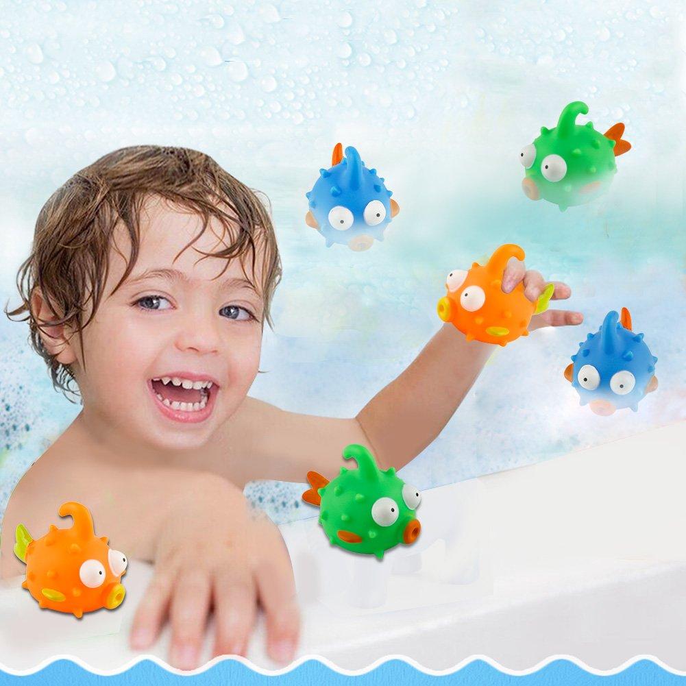 Giochi da Bagno Pesca Pesciolini Gioco Giochi Bagno Pesci Bambini (Pesca)