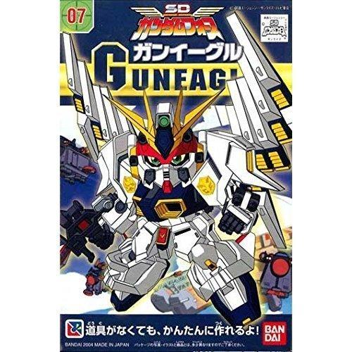 SD Gundam Force 07 cancer Eagle