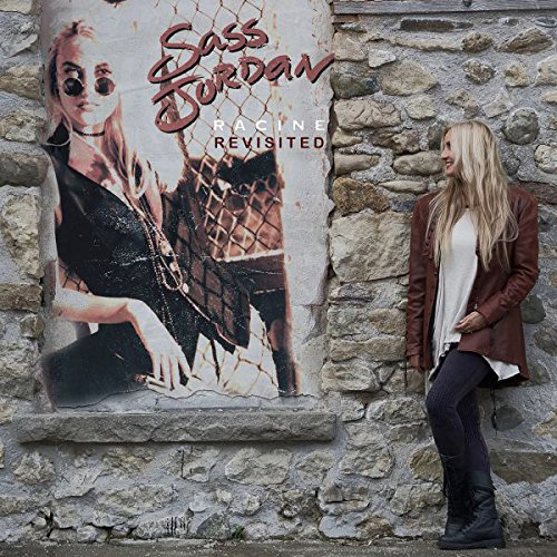 CD : Sass Jordan - Racine Revisited (CD)