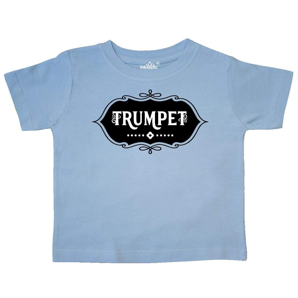 inktastic Trumpet Emblem Toddler T-Shirt