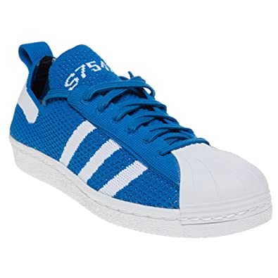 adidas Superstar 80's Primeknit Damen Sneaker Blau: Amazon
