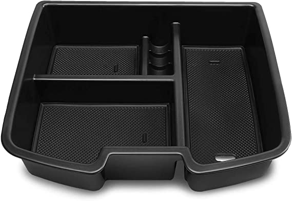 DNA MOTORING ZTL-Y-0018 Center Console Armrest Organizer Tray (for 07-14 Tahoe/Yukon)