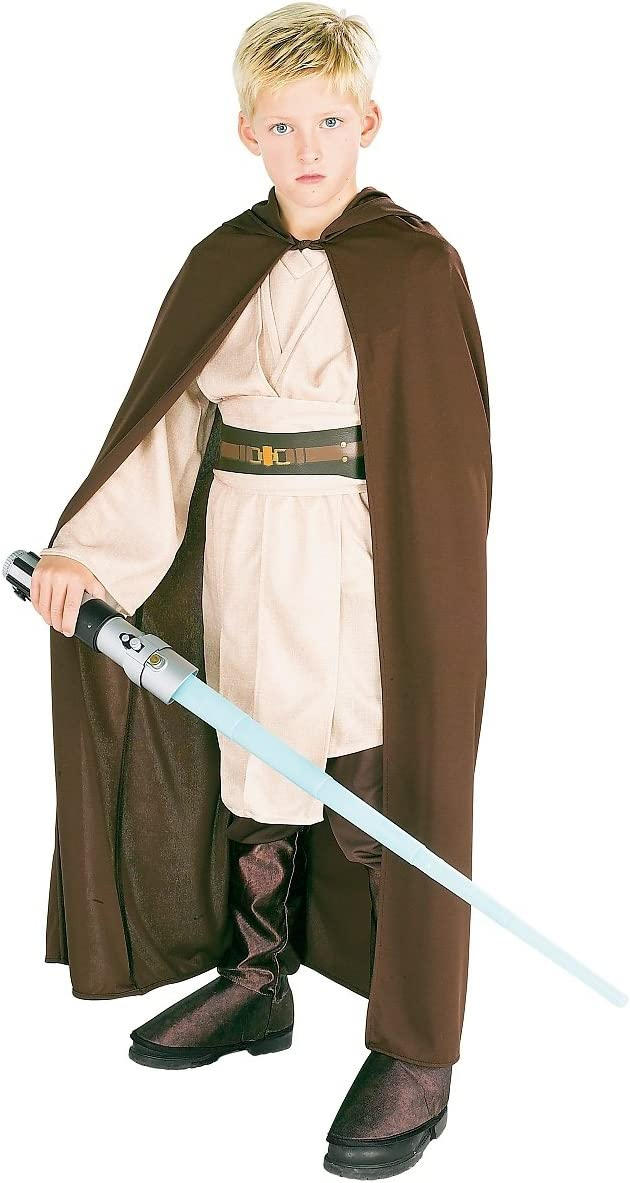 Childs Star Wars Jedi Costume Robe (Size:Large 12-14)