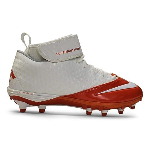 43ca3b91f71b2 Nike Lunar Super Bad Pro TD Men's Football Cleats