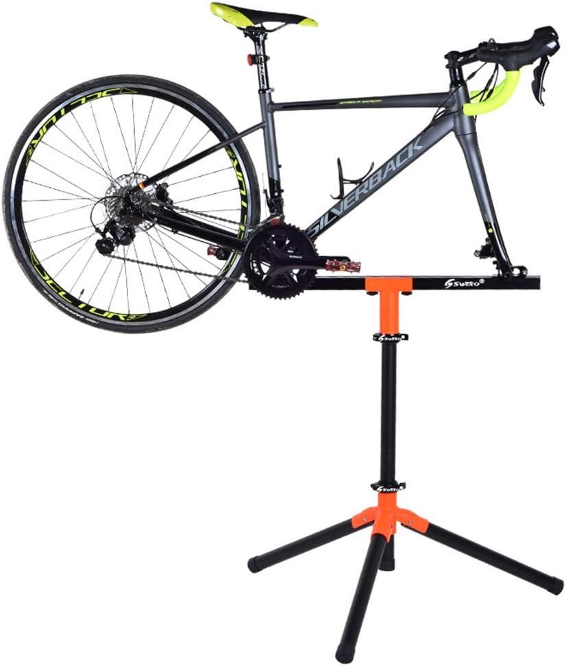 XIONGG Soporte De Reparación De Bicicletas, Estante De Montaje En ...