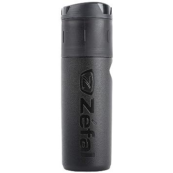 Zefal Z Box L Bidón - Porta Herramienta, Unisex Adulto, Negro, 800 ML