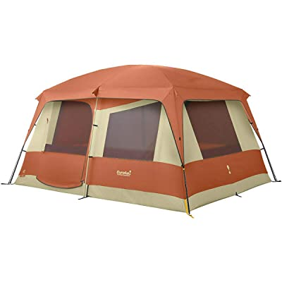 RT One Size One Color Copper Canyon 8-Person 3-Season Outdoor Tent: Garden & Outdoor