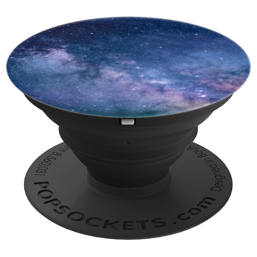 Universe Outer Stars Space Constellation Solar System - PopSockets Grip and Stand for Phones and Tablets