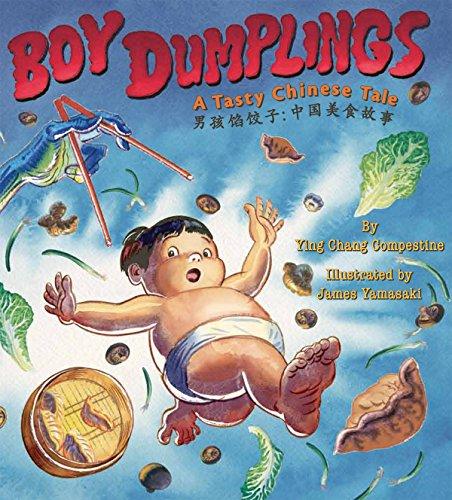 Boy Dumplings: A Tasty Chinese Tale by Immedium