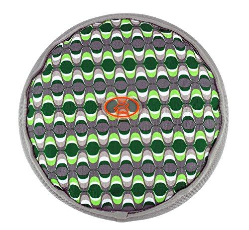 Ollydog Treats (OllyDog OllyFlyer Flying Disc, Large, Green Mod)