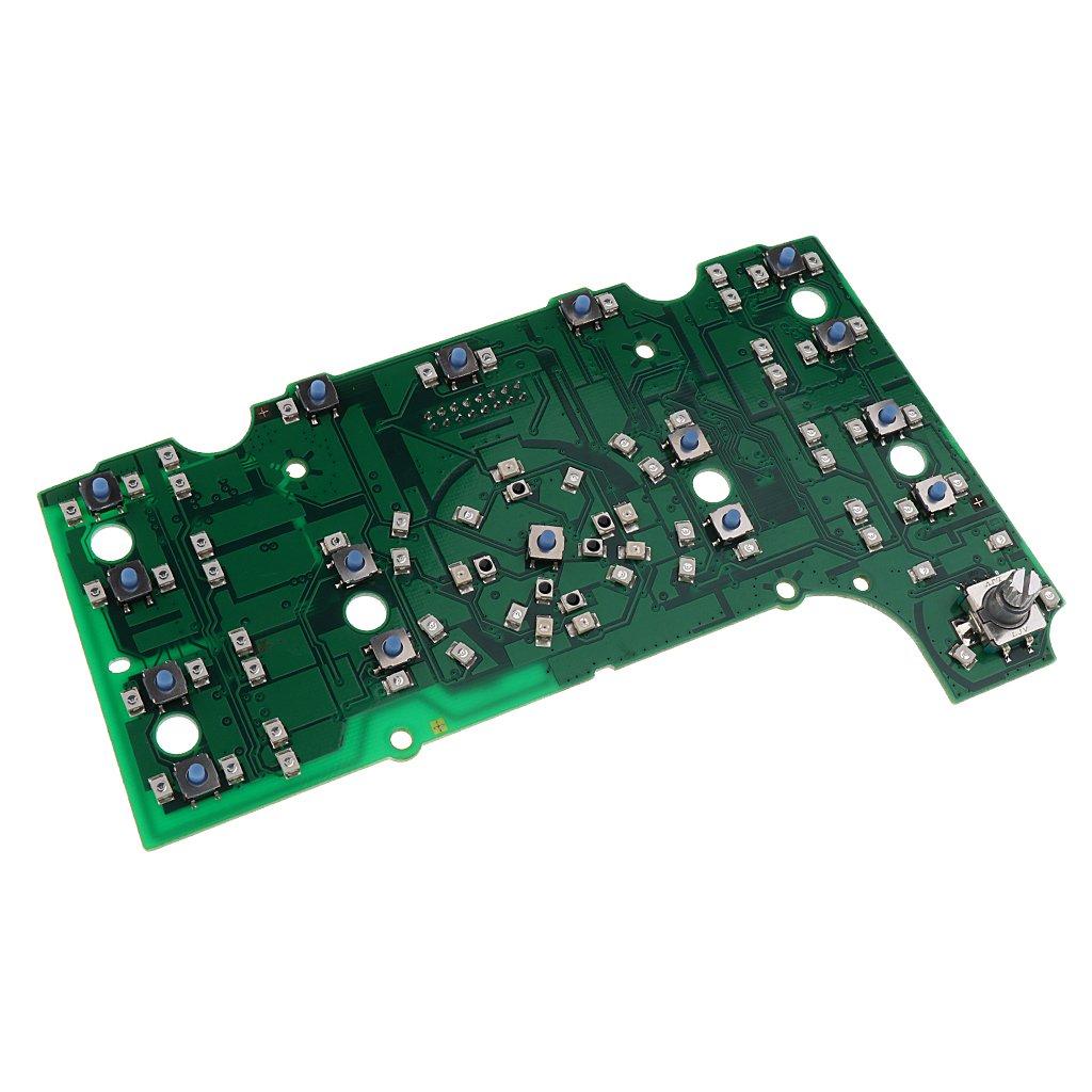 Baoblaze Multimedia Mmi Steuerplatine Audio Navigation Reparatur teil Fü r meistens Autos