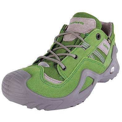 de verkoop van schoenen beste prijzen nieuwste ontwerp Lowa Simon GTX LO Kids Green Grey 31: Amazon.co.uk: Shoes & Bags