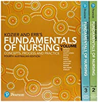 Kozier and Erb's Fundamentals of Nursing, 3 Volume Set, 4th Australian Edition Front Cover