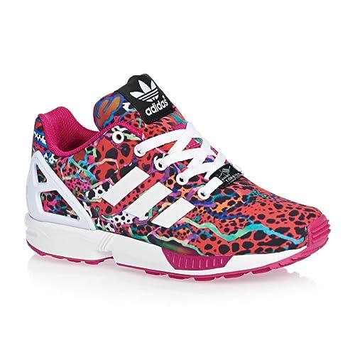 zapatillas adidas zx flux niña