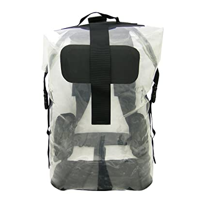 Amazon.com   Watershed Animas Waterproof Backpack (Clear)   Hiking ... 179208bc448d5