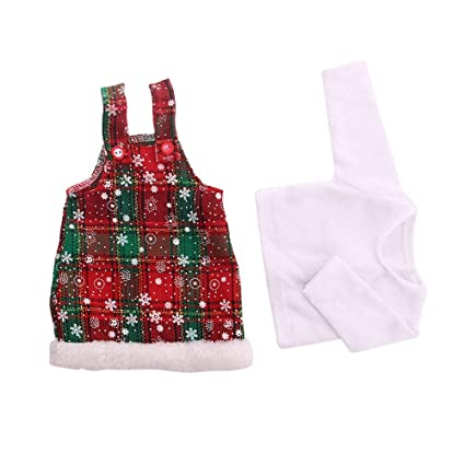 Image Unavailable. not available for. Color: CMrtew ❤ Baby Born Doll Clothes Amazon.com: Chirstmas