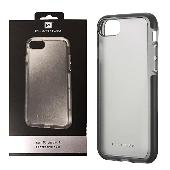 pick up 62f9f 0a4a6 Amazon.com: Platinum Protective Case Cover Skin for Apple iPhone 6 ...