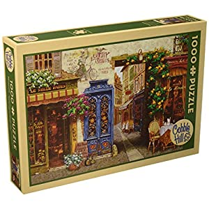 Cobble Hill Rue Lafayette 1000 Piece Jigsaw Puzzle By Cobble Hill
