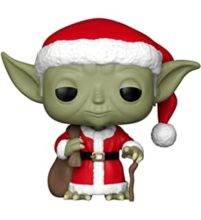 C-3PO as Santa Pop Star Wars Vinyl