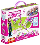 Engino Inventor Girl 10 Models Construction System