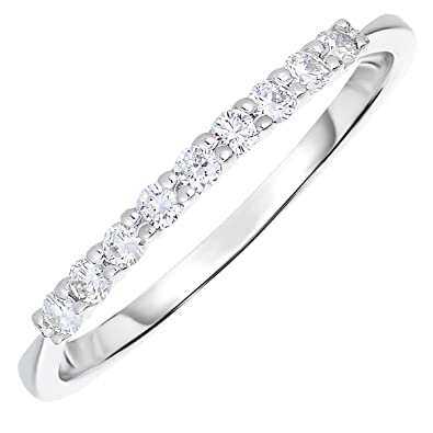 bands in her diamond for stone jeenjewels and wedding princess band gold white rings