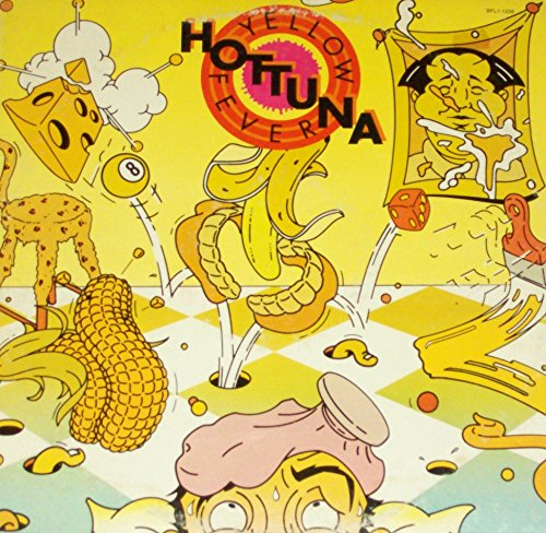 Hot Tuna - Yellow Fever - 12