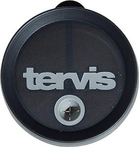 Tervis 1137123 Straw Lid, 24 oz, Black