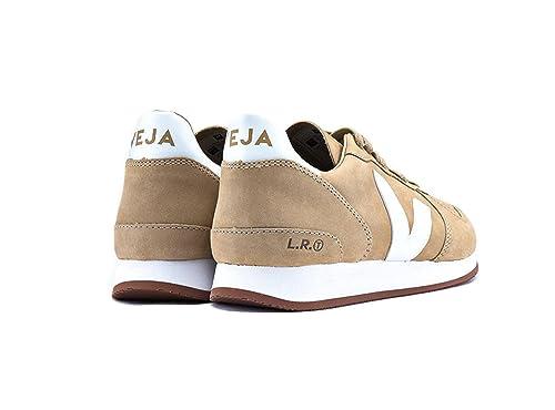 Zapatillas Mujer Veja Holiday Bastille Camel 41 Desert White: Amazon.es: Zapatos y complementos