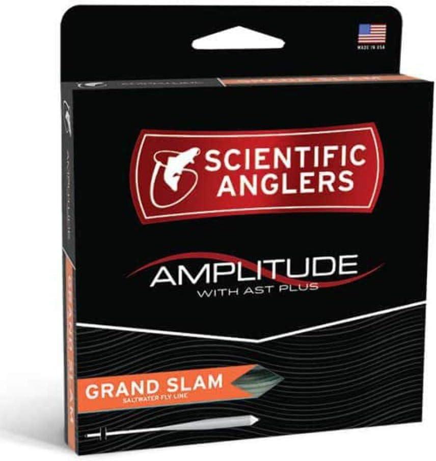 Scientific Anglers Amplitude Grand Slam Fly Line WF8F