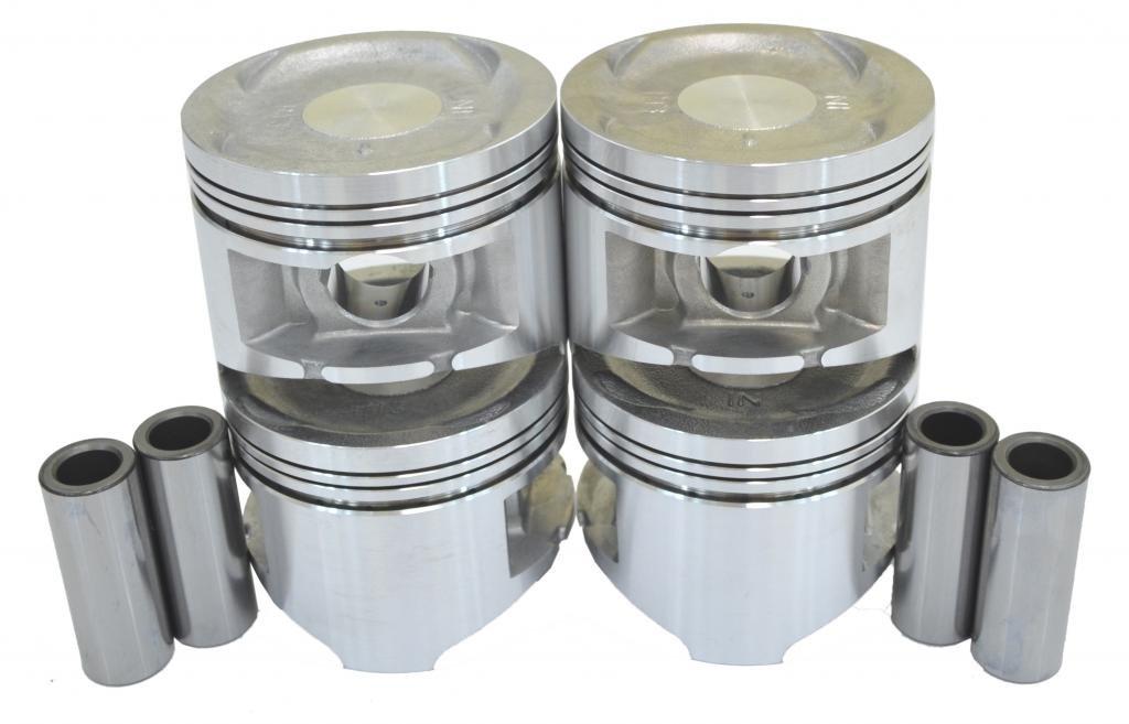 Diamond Power P7227-STD Piston Set