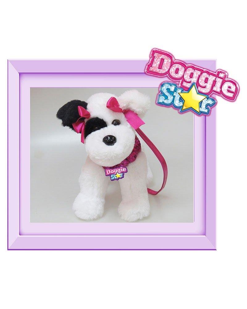 DOGGIE STAR® Borsa a forma di cane razza Golden arcobaleno CYP IMPORTS DS-04