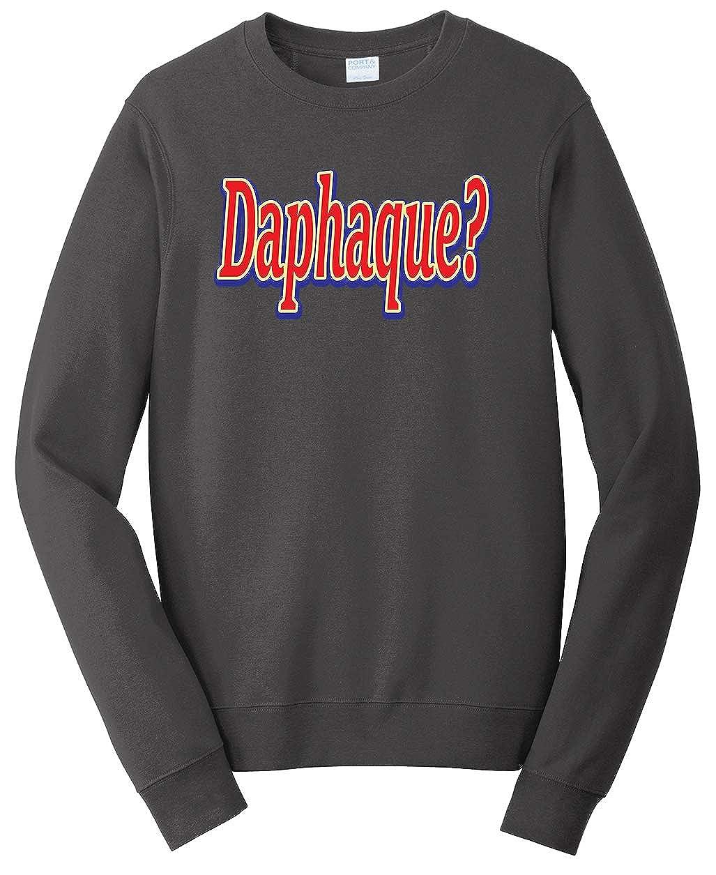 Tenacitee Unisex Daphaque Sweatshirt