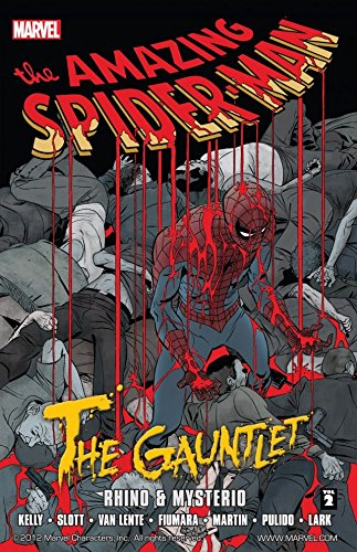 - Spider-Man: The Gauntlet Vol. 2: Rhino and Mysterio