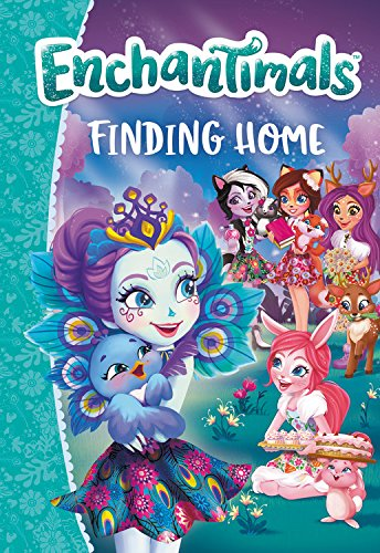 Enchantimals: Finding Home [Perdita Finn] (Tapa Blanda)
