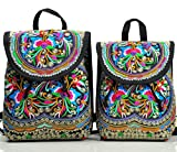 Goodhan Embroidery Backpack for Women Girls