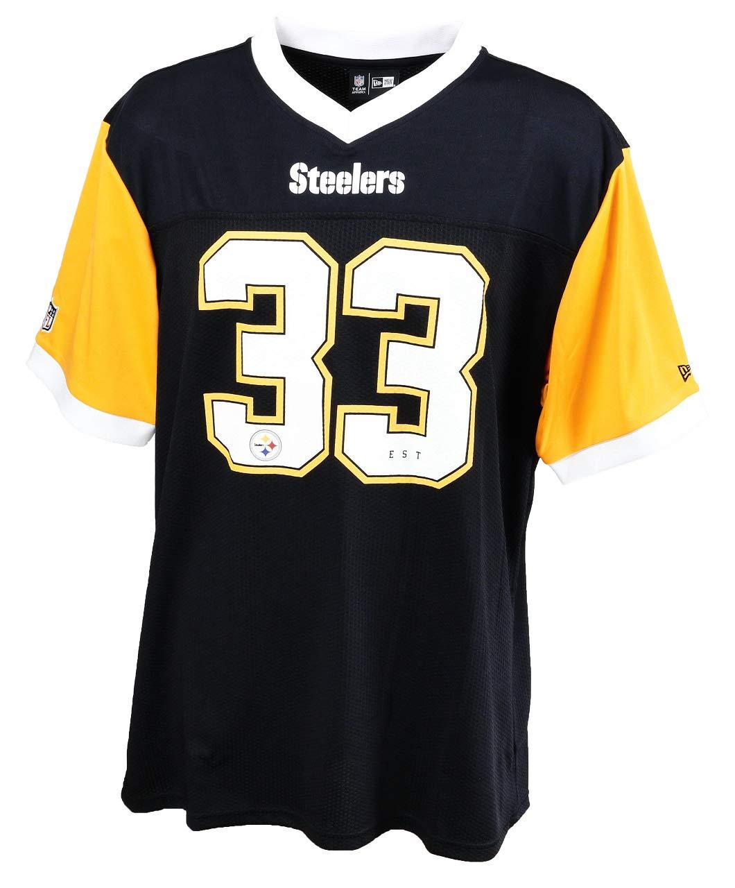 detailed look 398ac 18dab New Era NFL Jersey Trikot Shirt - Pittsburgh Steelers