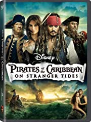 From Disney and Producer Jerry Bruckheimer comes all the fun, epic adventure and humor that ignited the original. Johnny Depp returns as Captain Jack Sparrow in Pirates Of The Caribbean: On Stranger Tides. A tale of truth, betrayal, youth, de...